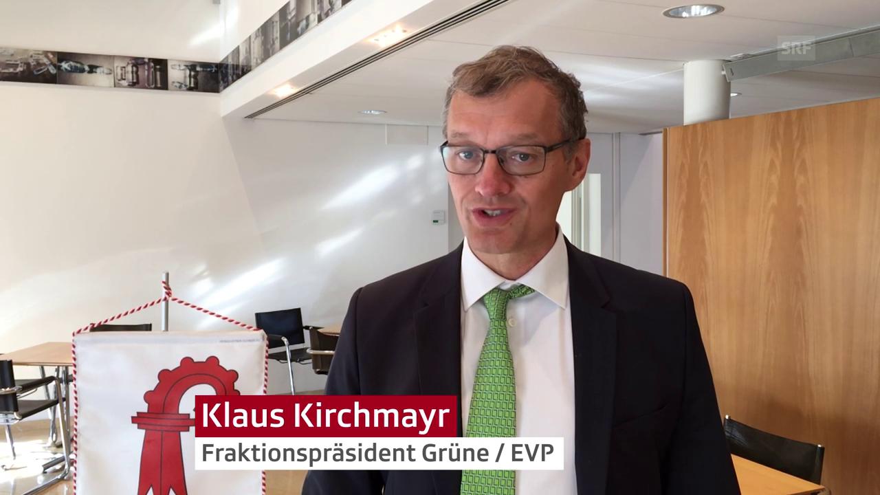 Klaus Kirchmayr, Grüne: Grösster Erfolg?