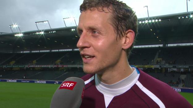 Video «Interview mit Marco Wölfli («sportlive»)» abspielen