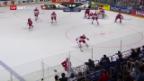 Video «Die Schweiz mit wundersamer Wende gegen Dänemark» abspielen