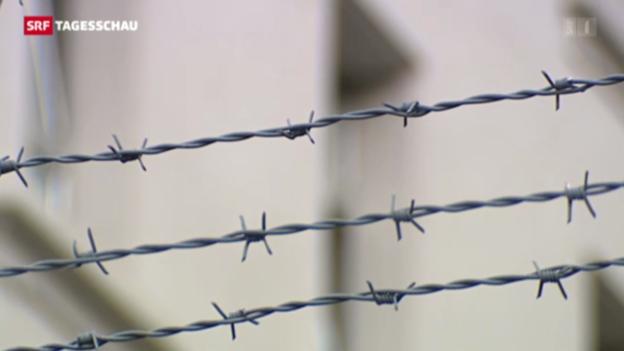 """Video «Verschärfung des Asylgesetzes: """"Ein wichtiger Schritt""""» abspielen"""