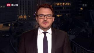 Video «FOKUS: Einschätzungen aus Brüssel» abspielen