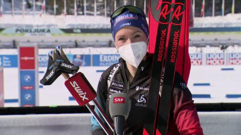 Selina Gasparin: «Passlung va atgnamain adina»