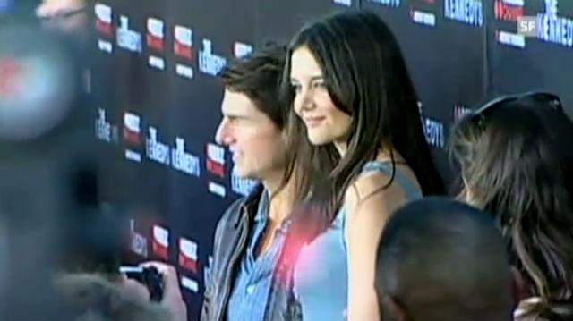 Alles aus bei Tom Cruise und Katie Holmes