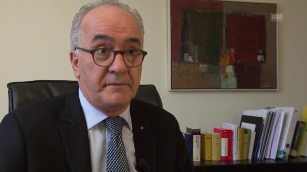 Video «Martin Hubatkas Tipps zum Pensionskassen-Transfer» abspielen