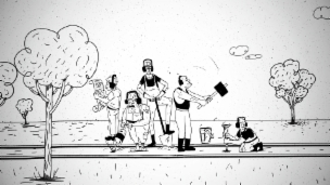 Audio «Yves Bossart über das Gedankenspiel «Strassenbahn»» abspielen.