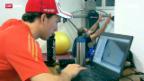 Video «Adelboden vor dem Weltcup-Wochenende» abspielen