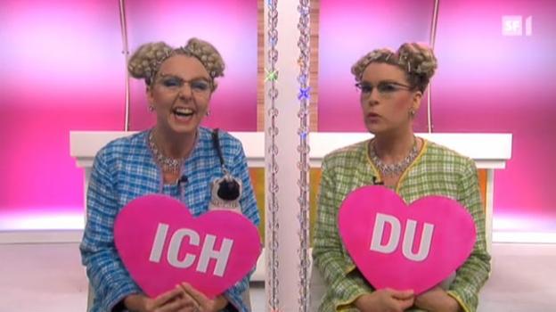Video ««Ich oder Du» mit den Gessler-Zwillingen» abspielen