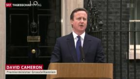 Video «Wahlkampf eröffnet» abspielen