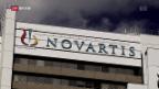 Video «Schweiz ade: Novartis verlagert Stellen ins Ausland» abspielen