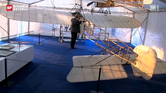 Luftfahrtpioniere aus dem Welschland
