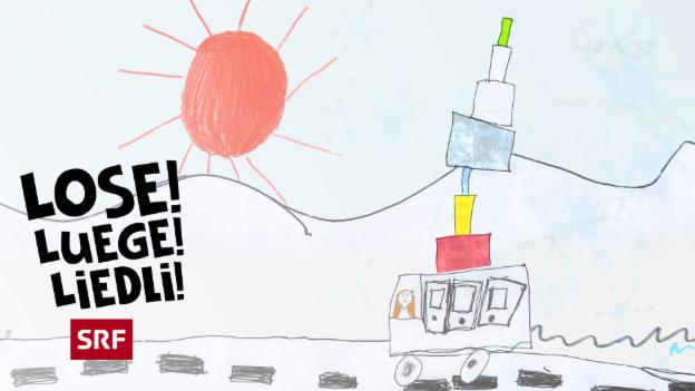 Video ««Lose! Luege! Liedli!»: Wätterbricht» abspielen