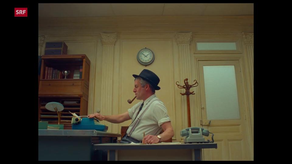Trailer zu «French Dispatch»