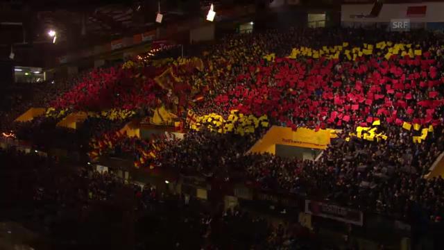 Eishockey: Playoff-Halbfinals Bern-Zug («sportaktuell»)