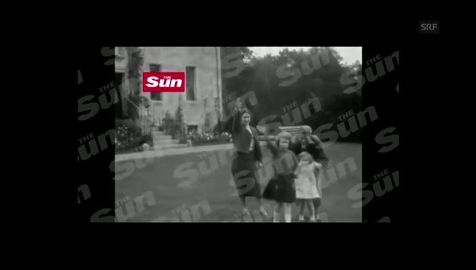 Diese Archiv-Aufnahmen veröffentliche die «Sun»