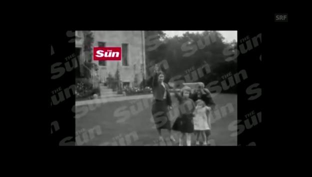 Video «Diese Archiv-Aufnahmen veröffentliche die «Sun»» abspielen
