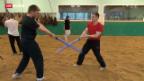 Video «Asiatisches Training für Schwinger» abspielen