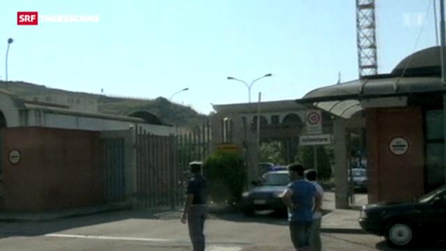 Grossrazzien gegen Mafia in Italien