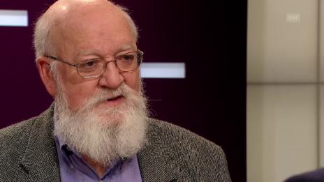 Link öffnet eine Lightbox. Video Daniel Dennett - Geist, Gott und andere Illusionen abspielen
