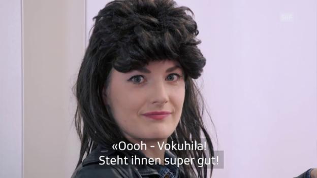 Video ««Nägeli mit Chöpf»: Haare» abspielen