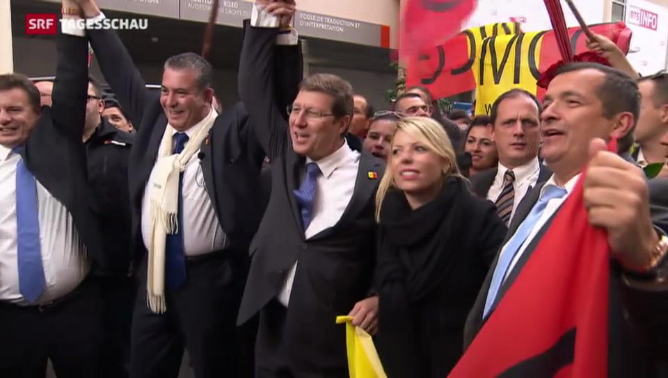 Die Grünen verlieren, MCG siegt