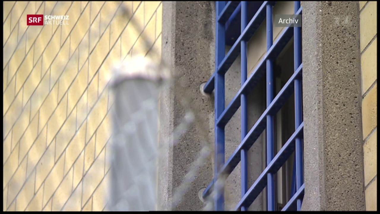 Häftlinge sortieren Kesb-Personendaten