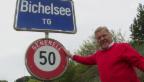 Video ««Mein Dorf»: Unternehmer Hausi Leutenegger in Bichelsee TG» abspielen