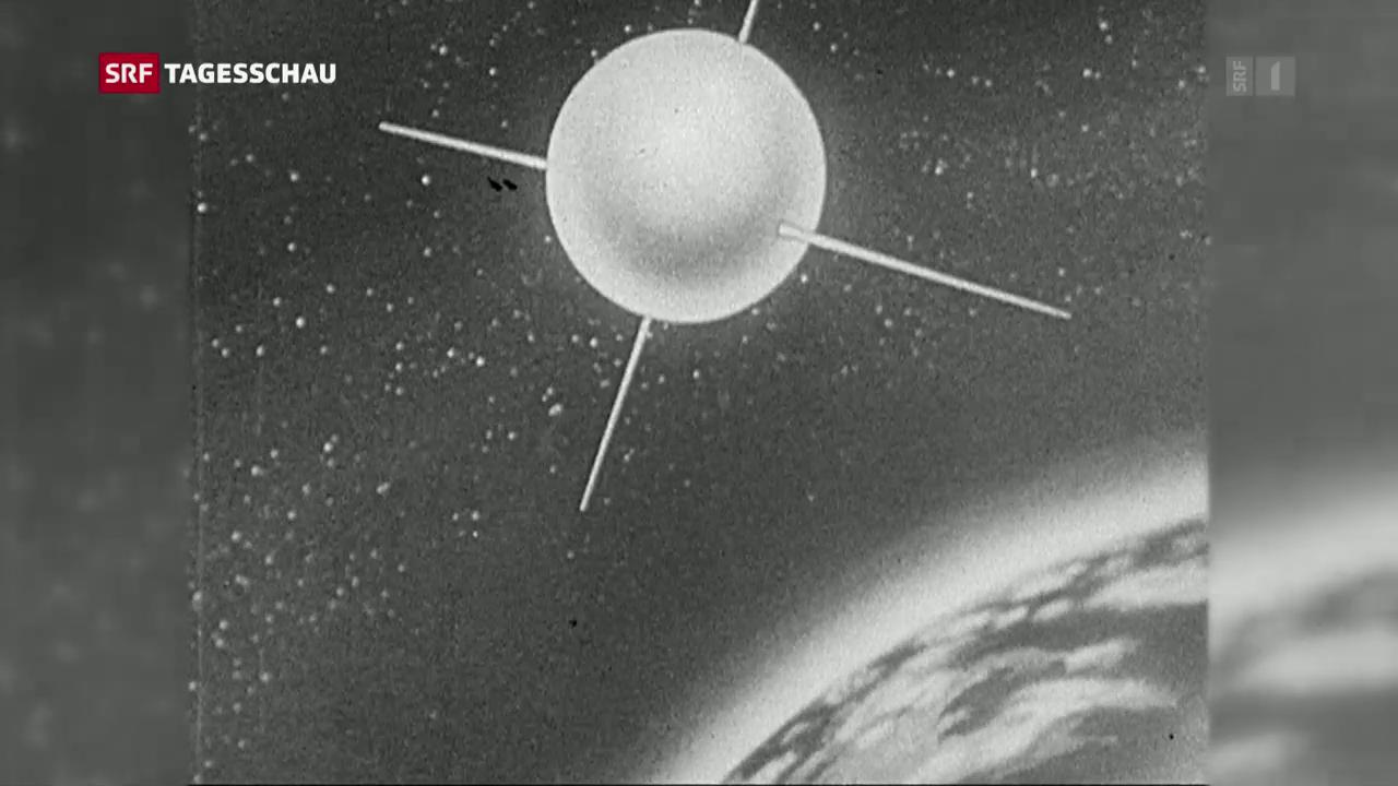 Sputnik feiert runden Geburtstag