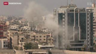 Video «Israel sucht nach vermisstem Soldaten » abspielen