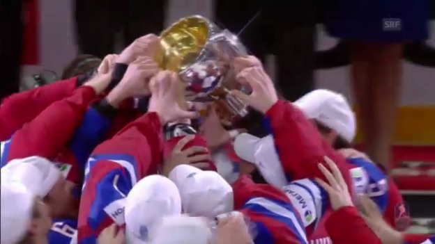 Video «Rückblick: Gold für Russland an WM 2012» abspielen