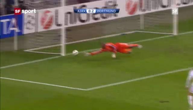 CL: Ajax Amsterdam - Borussia Dortmund