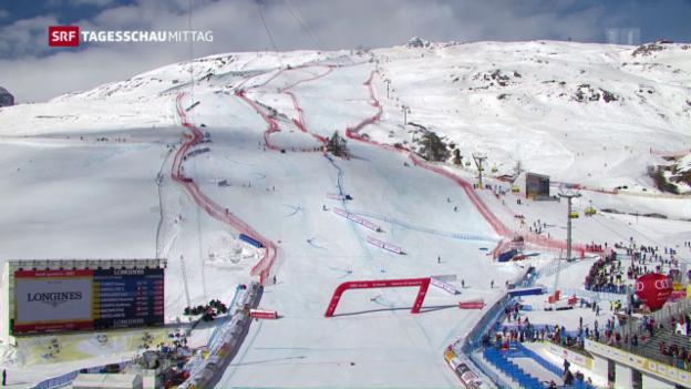 Video «Flug-Zwischenfall in St. Moritz» abspielen