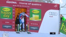 Video «Ski Alpin: Abfahrt von Silvan Zurbriggen» abspielen