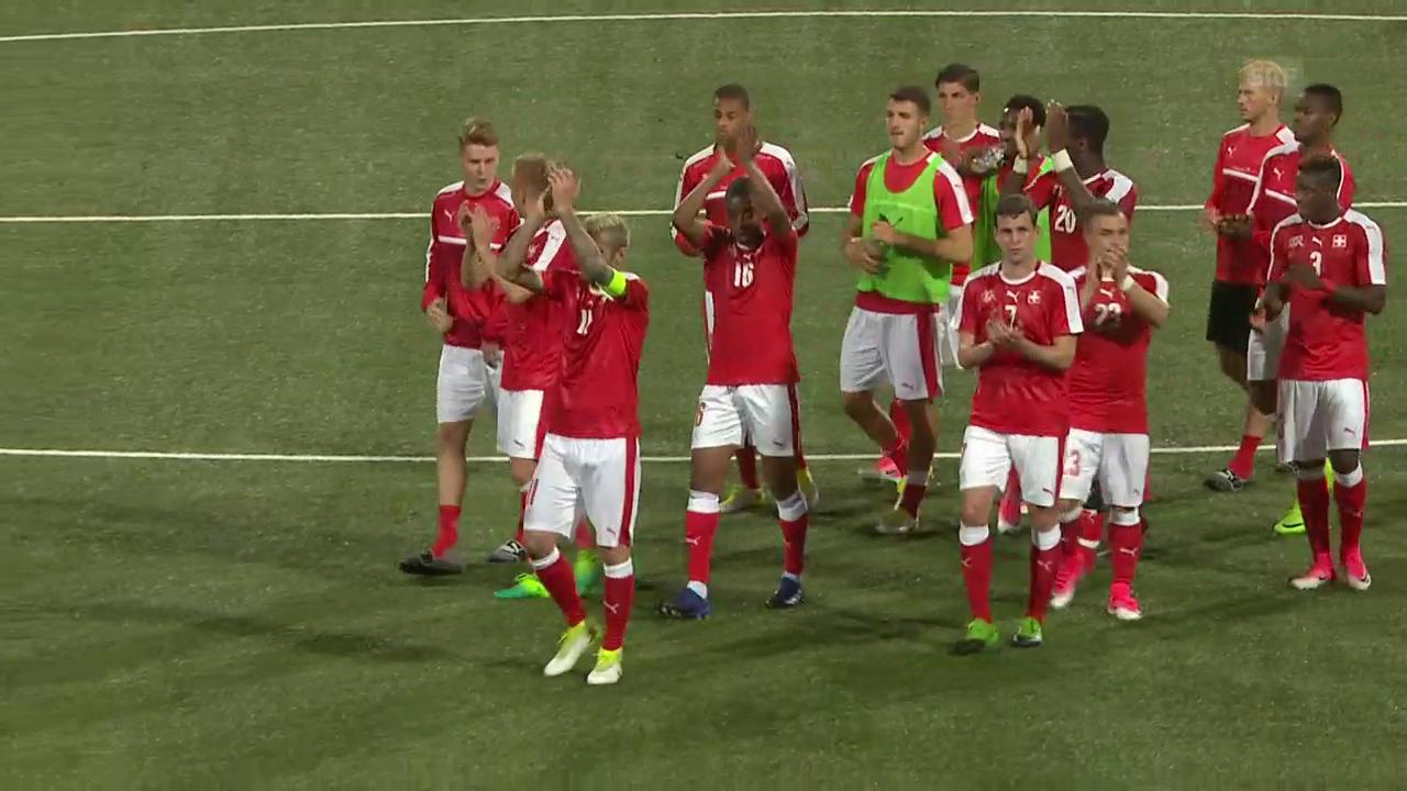 Beim 1:0 über Weissrussland zaubert für die Schweiz nur Shaqiri