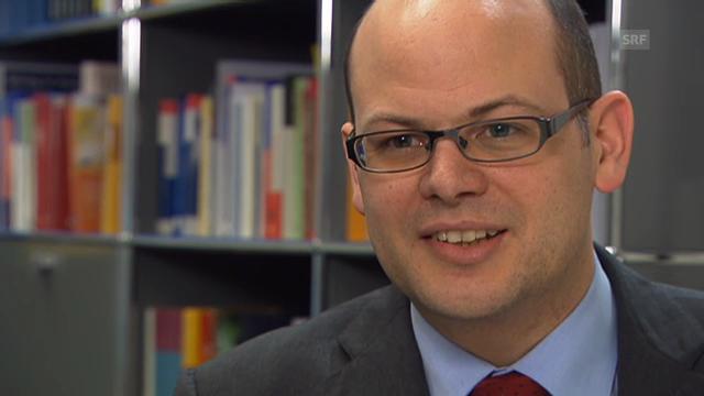 Georg von Schnurbein über Spenden in der Schweiz