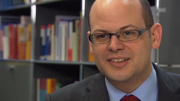 Video «Georg von Schnurbein über Spenden in der Schweiz» abspielen