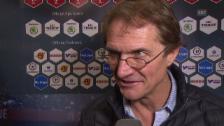 Video «Eishockey: Arno Del Curto im Interview» abspielen