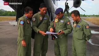 Video «Air Asia: Erste Leichen geborgen» abspielen