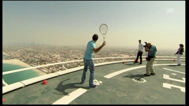 Roger Federers Erfolge in Dubai