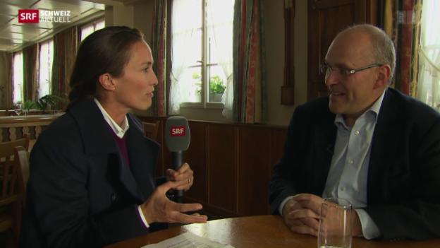 Video «CVP verliert Vormacht in Luzern» abspielen
