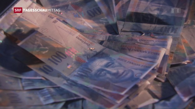 Video «SNB: Kein Wechsel in der Geldpolitik» abspielen