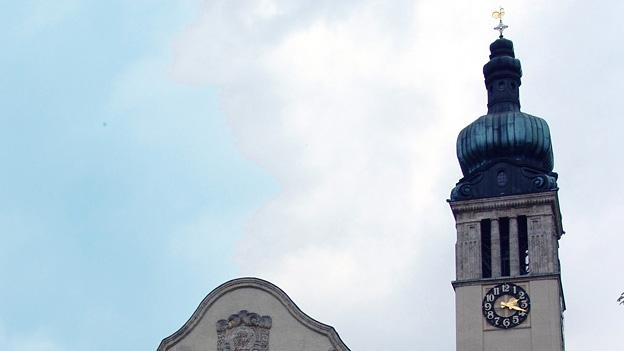 Glockengeläut der reformierten Kirche in Flawil