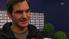 Link öffnet eine Lightbox. Video Federer: «Ich dachte, das sei das Ende der Welt» abspielen