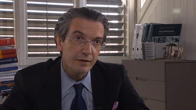 Willy Oggier über Probleme im Gesundheitssystem