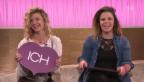 Video «Schwestern-Duell: Eliana und Anina Burki» abspielen