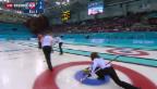 Video «Mirjam Otts Team löst sich auf» abspielen