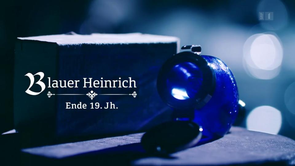 «Anno Puls» – Der blaue Heinrich