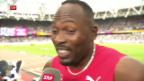 Video «Wilson: «Gottverdeckel, habe mir fast in die Hosen gemacht»» abspielen