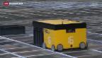 Video «Die Post übernimmt für Onlinehändler die Arbeit» abspielen