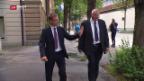 Video «Freispruch für Polizei-Chefs» abspielen