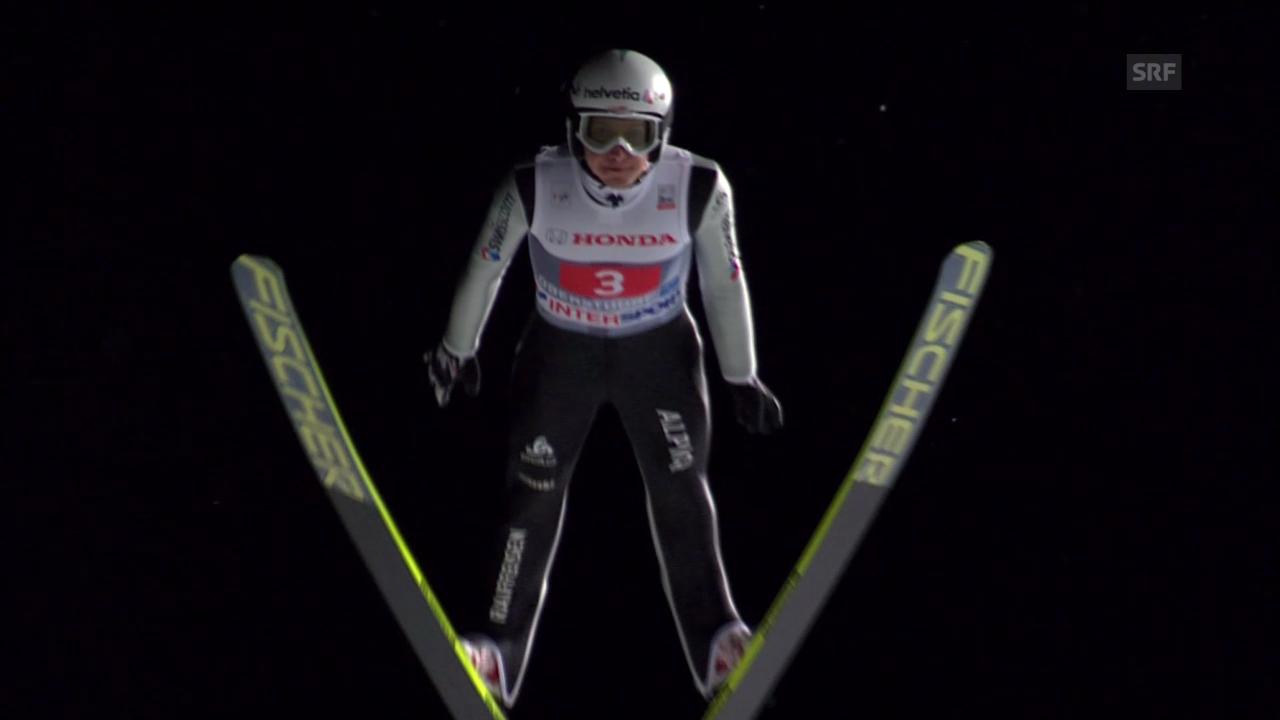 Skispringen: Vierschanzentournee in Oberstdorf («sportlive», 29.12.2013)
